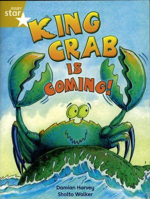 Rigby Star Indep Year 2/P3 Gold Level: King Crab is Coming (3 Pack)