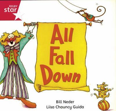 Rigby Star Independent Reception/P1 Pink Level: All Fall Down (3 Pack)