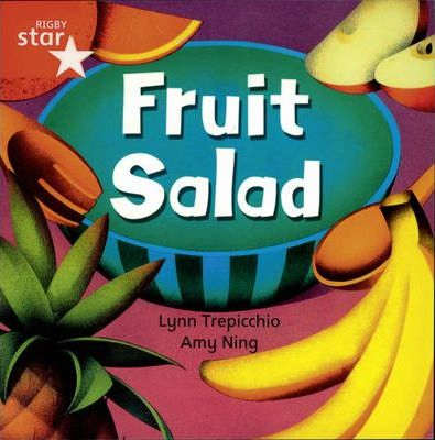 Rigby Star Independent Reception/P1 Red Level: Fruit Salad (3 Pack)