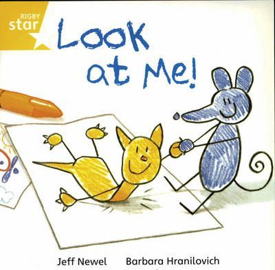 Rigby Star Independent Yellow: Look at Me 3 Pack
