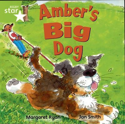 Rigby Star Independent Yr 1/P2 Green Level :Amber's Big (3 Pack)
