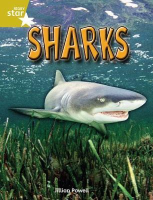 Rigby Star Independent Year 2 Gold Non Fiction Sharks Single