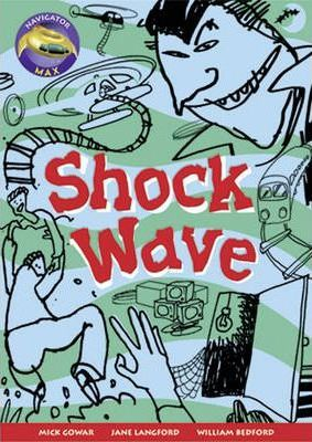 Navigator Max Yr 3/P4:Shock Wave (6 pack) 09/08