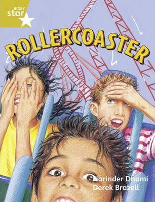 Rigby Star Guided 2/P3 Rollercoaster 6pk