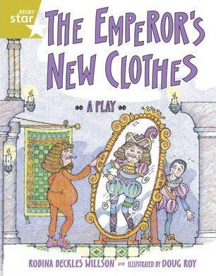 Rigby Star Guided 2/P3 Gold Level: The Emperor's New Clothes 6pk