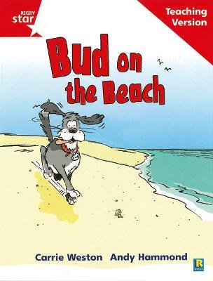 Rigby Star Phonic Guided Reading Red Level: Bud on the Beach Teaching Version