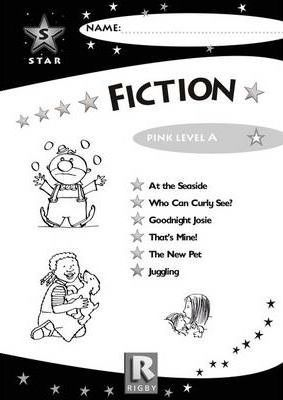 A Rigby Star Workbook Fiction Pink