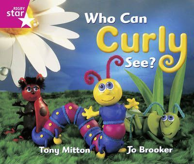 Rigby Star Guided: Who Can Curly See?