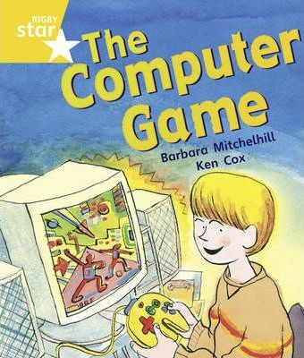 Rigby Star Guided Year 1/P2 Yellow Level: The Computer Game (6 Pack) Framework Edition