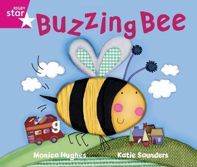 Rigby Star Guided Phonic Opportunity Readers Pink: Buzzing Bee (6 Pack) Framework Edition