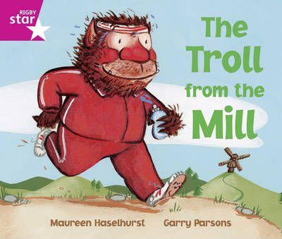 Rigby Star Guided Readers Pink: The Troll From the Mill (6 Pack) Framework Ed