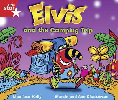 Rigby Star Guided Opportunity Readers Red Level: Elvis & Camping Trip (6 Pack) Framework