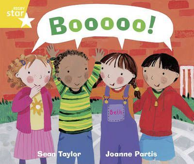Rigby Star Guided Phonic Year 1/P2 Yellow: Boooo! (6 Pack) Framework Edition