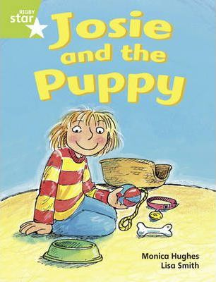 Rigby Star Guided Opportunity Readers Green: Josie and the Puppy (6 Pack) Framework Edition
