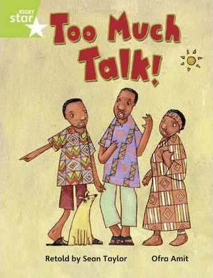 Rigby Star Guided Opportunity Readers Green: Too Much Talk (6 Pack) Framework Edition