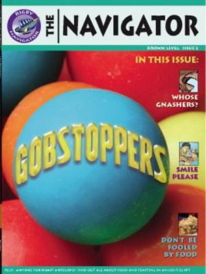 Navigator Non Fiction Yr 3/P4: Gobstoppers Book