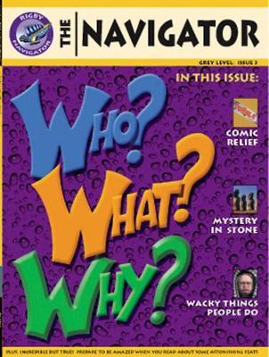 Navigator Non-Fiction Yr 4/P5: Who Why What Book