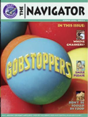 Navigator Non Fiction Year 3/P4: Gobstoppers Group Reading Pack 09/08