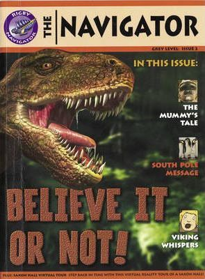Navigator Non Fiction Year 4 Believe it or Not Group Reading Pack 09/08