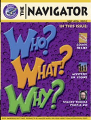 Navigator Non Fiction Year 4 Who Why What Group Reading Pack 09/08