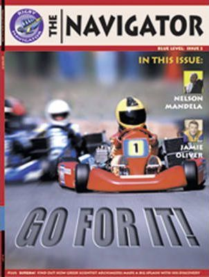 Navigator Non Fiction Year 5/P6: Go for it! Group Reading Pack 09/08