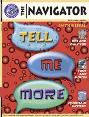 Navigator Non Fiction Year 6 Tell Me More Group Reading Pack 09/08