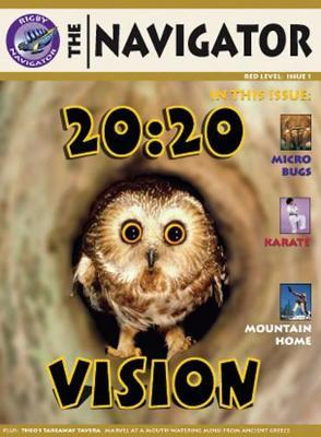 Navigator Non Fiction Yr 6/P7: 20 20 Vision Book: Year 6,Part 7