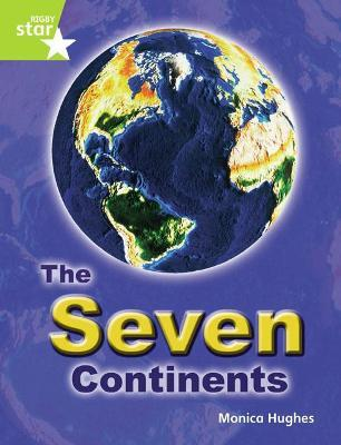 Rigby Star Guided Quest Plus Lime Level: The Seven Continents Pupil Bk (single)