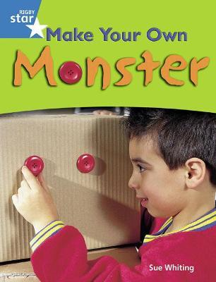 Rigby Star Guided Blue: Pupil Book Single: Make Your Own Monster!
