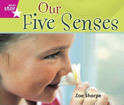 Rigby Star Guided Reception/P1 Pink Level: Our Five Senses (6 Pack) Framework Edition