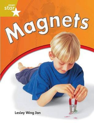 Rigby Star Guided Year 2: Gold Level: Magnets Gui Reading Pk Framework Edition