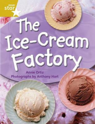Rigby Star Guided Year 2: Gold Level: The Ice Cream Factory Guided Reading Pack