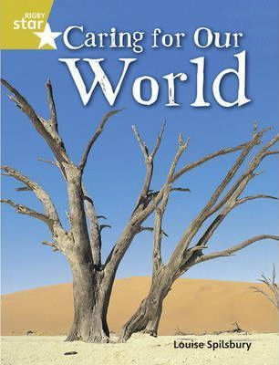 Rigby Star Guided Year 2 Gold Level: Caring for Our World (6 Pack) Framework Edition