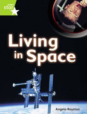 Rigby Star Guided Plus: Lime Level: Living in Space (6 Pack) Framework Edition