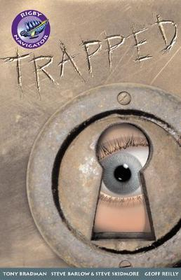 Navigator Fiction Yr 6/P7: Trapped Reading Book
