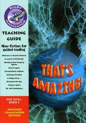 Navigator FWK: That's Amazing Teaching Guide