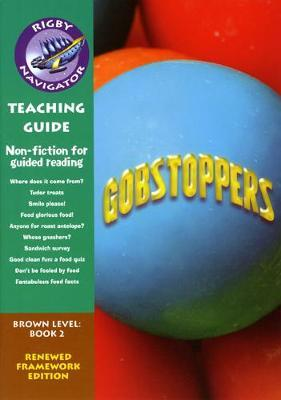 Navigator FWK: Gobstoppers Teaching Guide