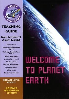 Navigator FWK: Welcome to Planet Earth Teaching Guide