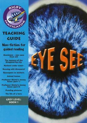 Navigator FWK: Eye See Teaching Guide