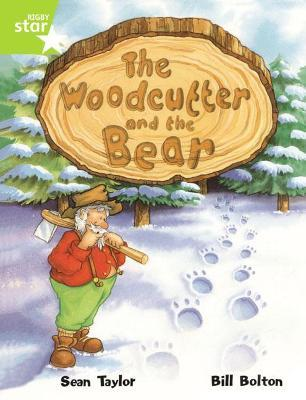 Rigby Star Guided Lime Level: The Woodcutter And The Bear Single