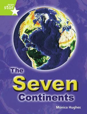 Rigby Star Guided: Lime Level: The Seven Continents (6 Pack) Framework Edition