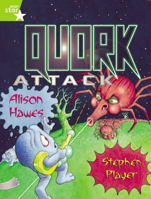 Rigby Star Guided Lime Level: Quork Attack (6 Pack) Framework Edition