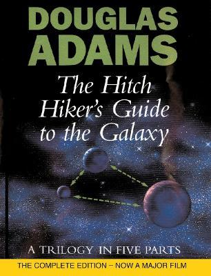 The Hitch Hiker's Guide To The Galaxy Cover Image