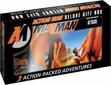 Action Man: Deluxe Gift Box