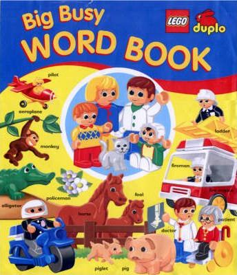 Big Busy Word Book