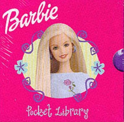 "Barbie Pocket Library: ""Favourite Animals"", ""Friends Together"", ""Pony Show"", ""Special Sisters"", ""Holiday Magic"", ""Beautiful Dresses"""