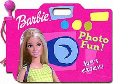 Barbie Camera Book