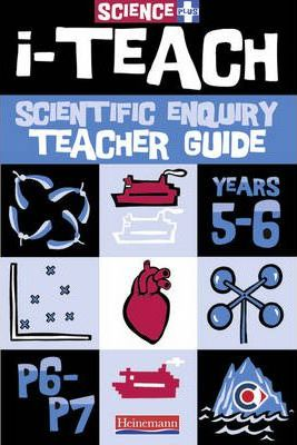 I-Teach Scientific Enquiry Years 5-6/P6-7: Single User Software