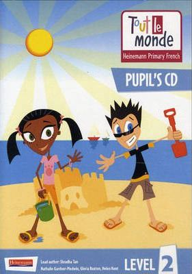 Tout le Monde Level 2: Pupil Software Multi User Pack of 3 Discs