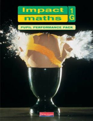 Impact Maths Pupil Performance Pack 1 Green (Revised)
